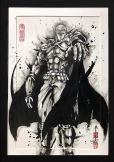 sold out 北斗の拳 ラオウ