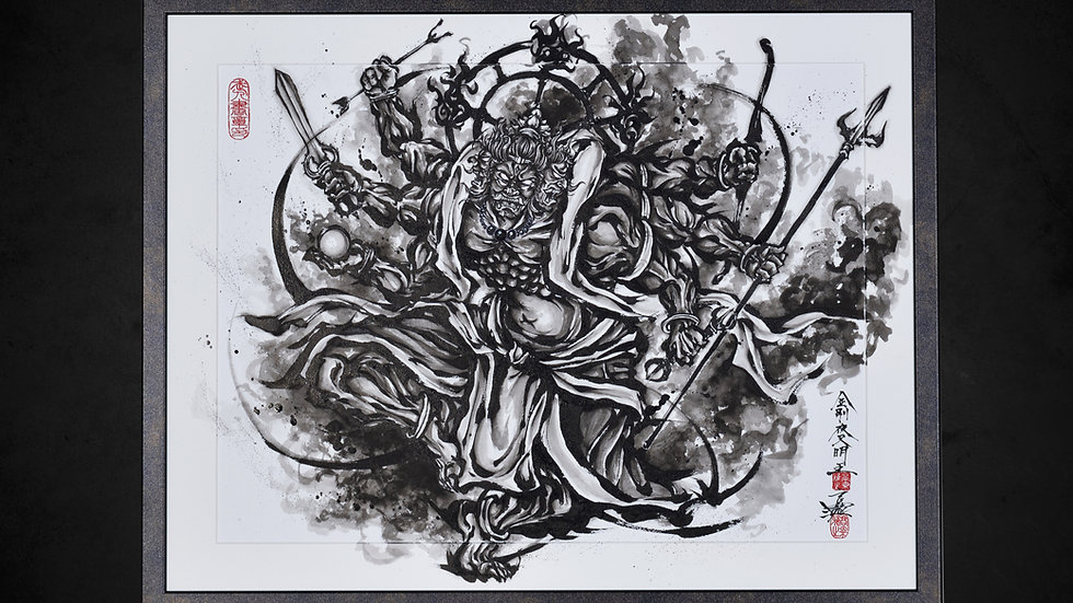 『金剛夜叉明王』