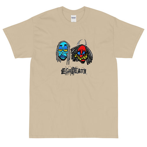 Ego Death T-Shirt (by Yosef Gebre)