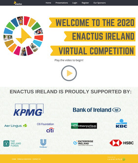 Enactus Ireland competition