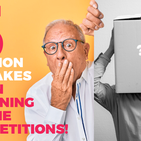 3 common mistakes when running online competitions