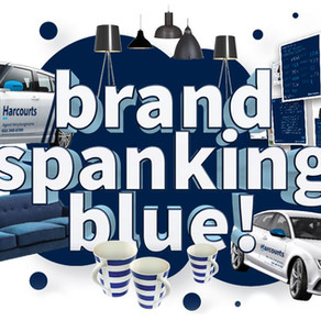 Harcourts : Brand Spanking Blue Awards