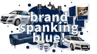 Harcourts : Brand Spanking Blue Awards