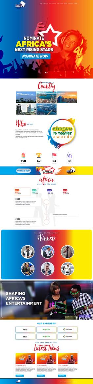 Africa's next rising stars