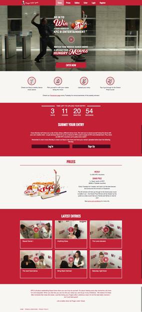 KFC Hungrymoves