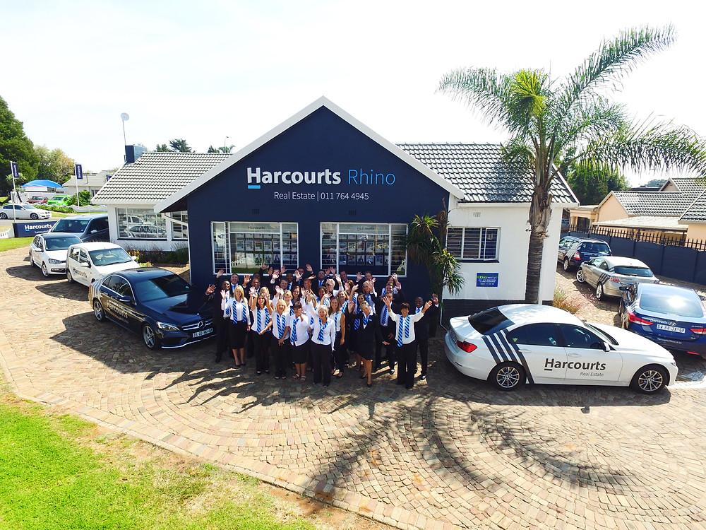 Harcourts Rhino