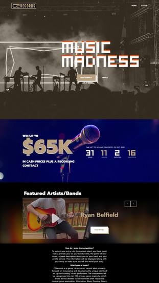 Music Madness Battle of the Bands