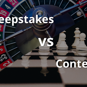 Sweepstakes or Contests which one is better?