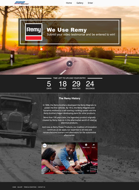 Remy video competition