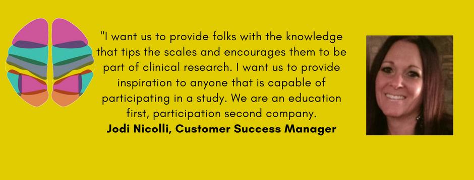 Meet Jodi Nicolli, Citruslabs Customer Success Manager