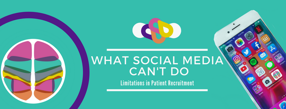 Social Media - the challenge for patient recruitment