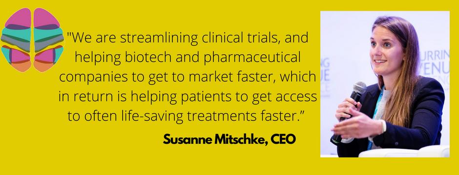 Meet Susanne Mitschke, Citruslabs CEO