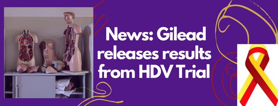 News: Gilead reports data from Viral Hepatitis trial