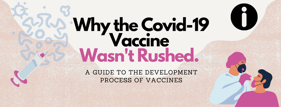 Why the Covid-19 Vaccine Wasn't Rushed