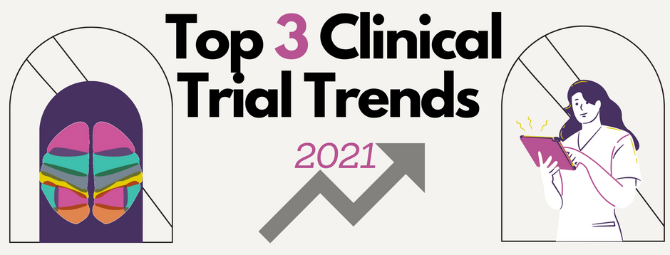 Top 3 Clinical Trial Trends