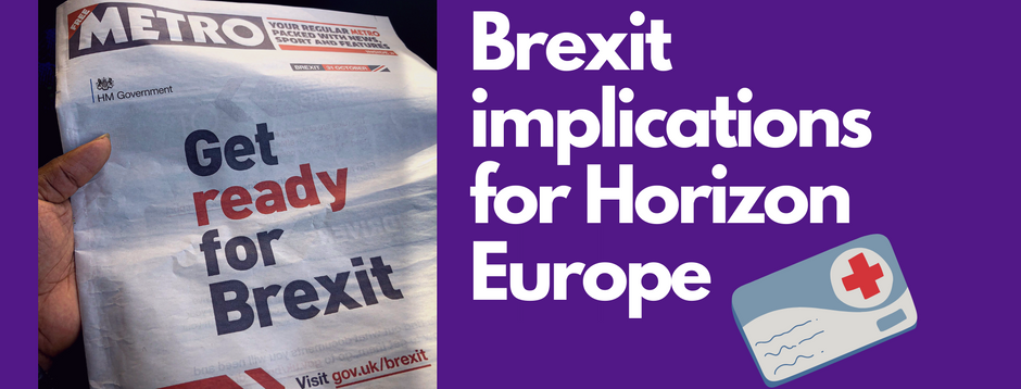 News: Brexit deal means UK has access to Horizon Europe Program