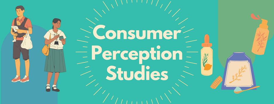 What are Consumer Perception Studies?