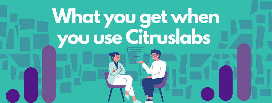 What you get when you use Citruslabs for your Patient Recruitment