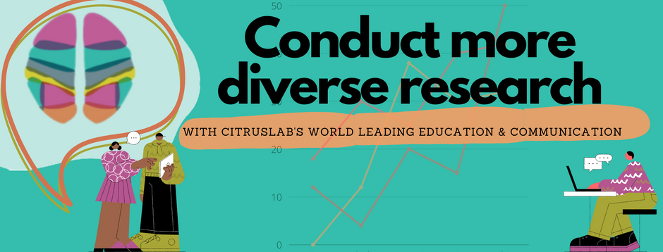 How Citruslabs can improve the diversity of your research