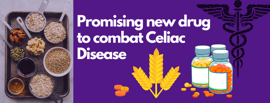 News: Promising new drug to combat Celiac disease