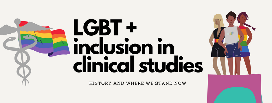 LGBT+ Inclusion in clinical studies
