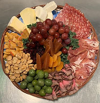 deluxe cheese tray image