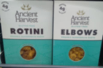 Special Diets-G.F. Pasta- Ancient Grain.