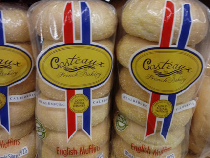 Costeaux English Muffins