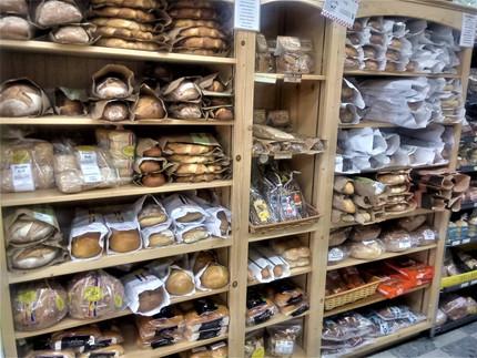 Fresh & Local Artisan Breads