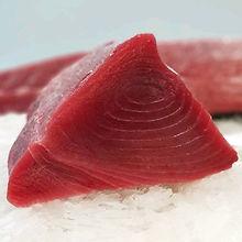 Fresh Ahi Tuna.