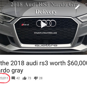 FIRST YOUTUBE VIDEO TO PASS 23K VIEWS