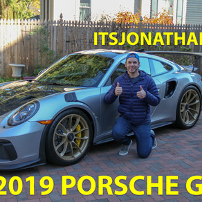NEW YOUTUBE VIDEO/GALLERY-THE ULTIMATE PORSCHE 911:2019 991.2 GT3RS