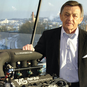 Porsche mourns the death of Hans Mezger-911 Engine designer