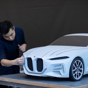 I HOPE YOU LIKE A BIG GRILLE-BMW CONCEPT 4