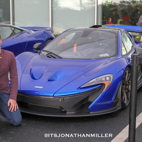 New YouTube video/Gallery-what happens when 2 McLaren P1's show up to a supercar meet