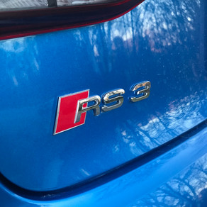 Audi RS3 YouTube Video Now Live