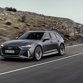 ALL-NEW AUDI RS 6 AVANT IS COMING TO AMERICA!!!