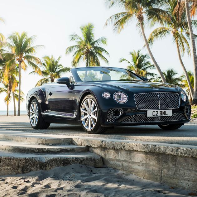 Bentley Continental GT Convertible V8 3.