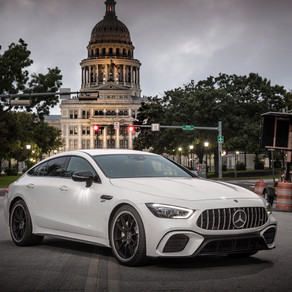 PRICING ANNOUNCED FOR NEW MERCEDES-AMG GT 53 4-DOOR COUPE