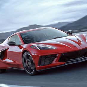 2020 MID-ENGINE CHEVROLET CORVETTE STINGRAY STARTS AT $59,995