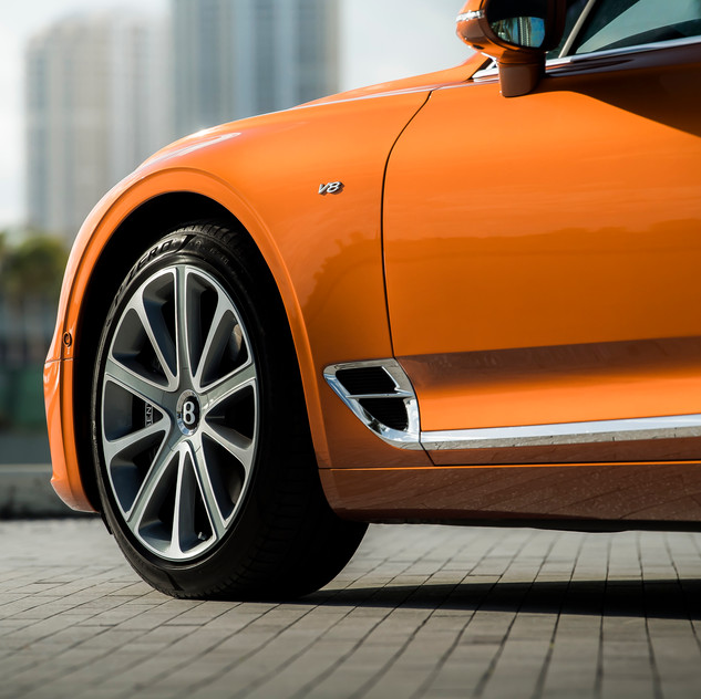 Bentley Continental GT V8 11