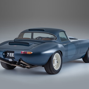 EAGLE LAUNCHES ULTIMATE E-TYPE: THE LEGENDARY LIGHTWEIGHT COMPREHENSIVELY RE-ENGINEERED FOR THE ROAD