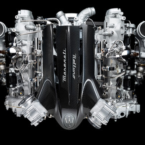 MASERATI PRESENTS NETTUNO: THE NEW 100% MASERATI ENGINE THAT ADOPTS F1 TECHNOLOGY FOR A ROAD CAR