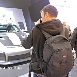 Bob MacMillan 2018 Philly Auto Show Pics