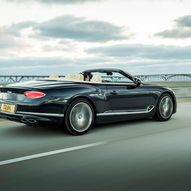 Bentley Continental GT Convertible V8 8.