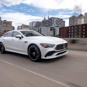 NEW 2021 MERCEDES-AMG GT 43 4-DOOR COUPE OFFERS AN ADDITIONAL ENTRY POINT TO THE AMG GT FAMILY