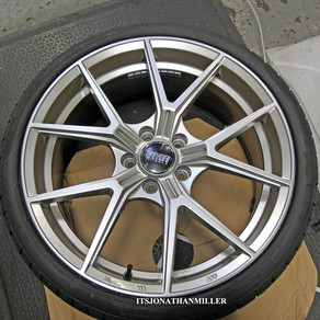 VMR Wheels Added to Audi RS3. New YouTube Video
