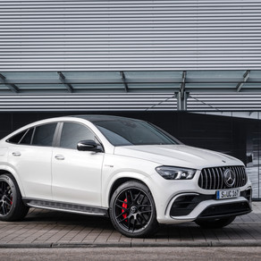 ALL-NEW 603 HORSEPOWER MERCEDES-AMG GLE 63 S COUPE TO START FROM $116,000