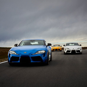 2021 TOYOTA GR SUPRA-MORE POWER, A91 EDITION AND FOUR-CYLINDER TURB0