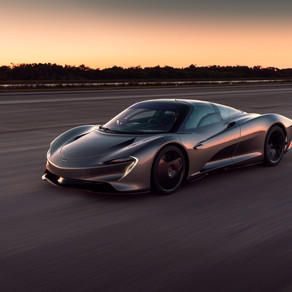 THE RACE-BRED ELECTRIC DRIVE & GROUND-BREAKING BATTERY TECHNOLOGY IN McLaren Speedtail